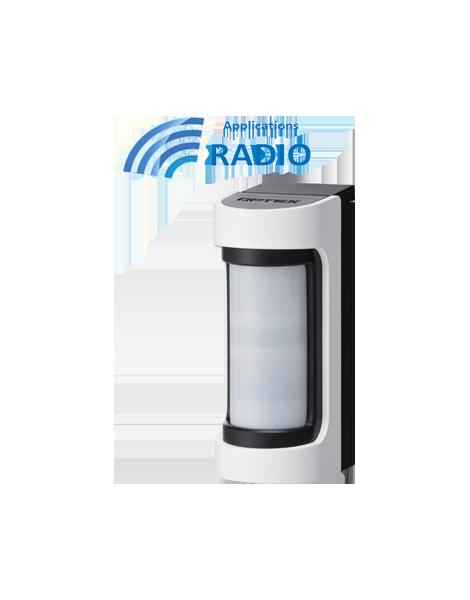 détecteur-extérieur-sans-fil-alarme