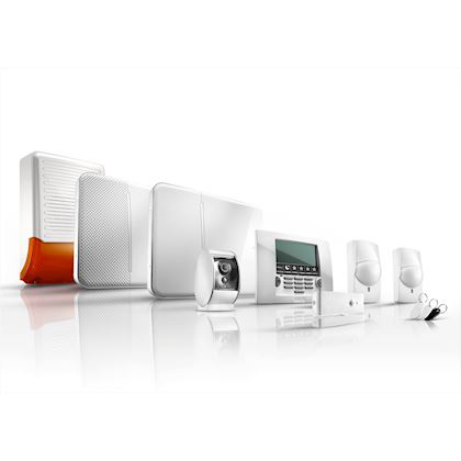 pack somfy home keeper pro video point technologies. Black Bedroom Furniture Sets. Home Design Ideas